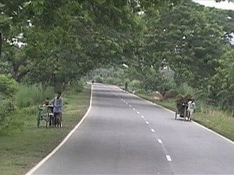 N5 (Bangladesh) - The N5 between Dhaka and Bogra