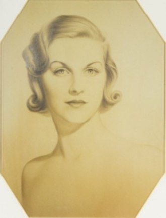 Deborah Cavendish, Duchess of Devonshire - Image: Diana Mitford by William Acton