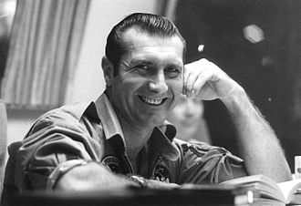 Richard F. Gordon Jr. - Gordon following his Apollo 12 flight