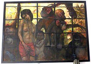 Hanns Diehl - Ballad of the Apes