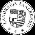 Dienstsiegel Landkreis Saalekreis 4 Kreiswappen 20110304.png