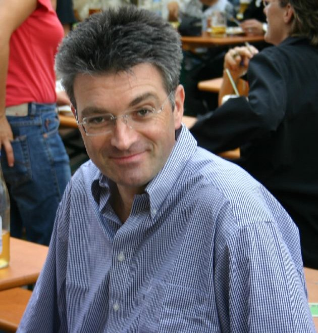 Dieter Salomon front