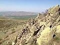 Dinek Dağı Kayalıklar - panoramio.jpg