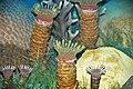 Diorama of a Devonian seafloor - corals 2 (30717353427).jpg
