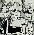 Disegno per copertina di libretto, disegno di Peter Hoffer per Allamistakeo (s.d.) - Archivio Storico Ricordi ICON012404.jpg