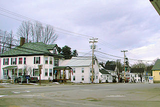 Dixfield (CDP), Maine CDP in Maine, United States
