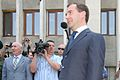Dmitry Medvedev in South Ossetia cominf-7.JPG