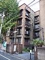 Dojunkai Uenoshita apartment , Tokyo - panoramio.jpg
