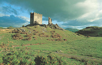 Cadw - Dolwyddelan Castle, one of the sites in Cadw's care.