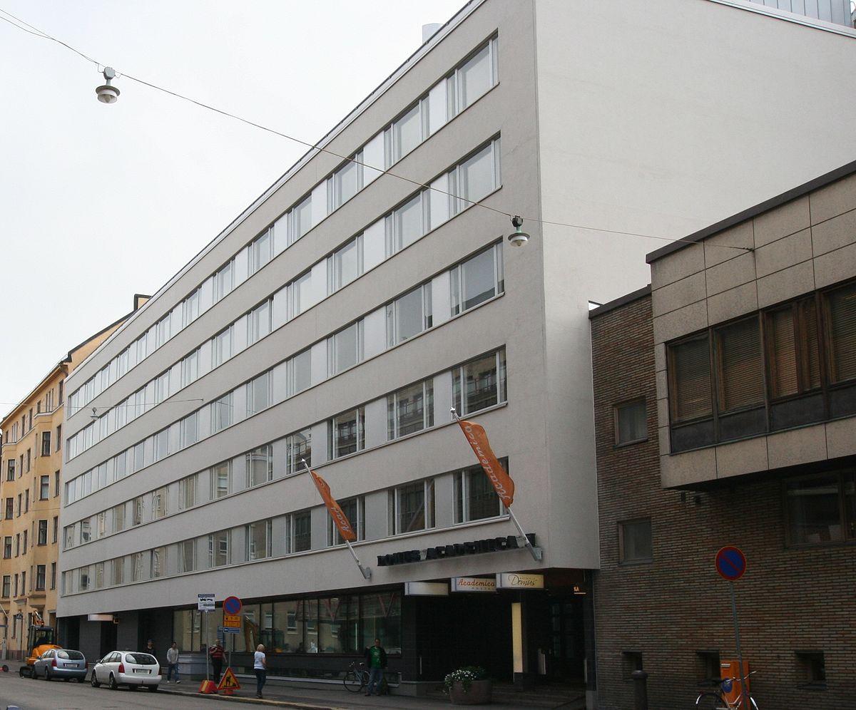 Domus Academica — Wikipédia