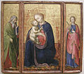 Donato de' bardi, madonna col bambino tra i santi angese e filippo.JPG