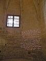 Donjon du Château de Vincennes - marquis de sade 02.JPG
