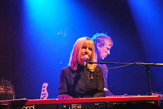 Donna Lewis - Lewis at the Highline Ballroom, 2009