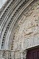 Donnemarie-Dontilly Notre-Dame-de-la-Nativité Portail occidental 116.jpg