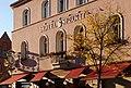 Dortmund Luedo Hotel Specht Fassade IMGP0569.jpg