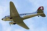 Douglas C-47A Skytrain 'N431HM' (35243390353).jpg
