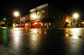 Russellville, Arkansas City in Arkansas, United States
