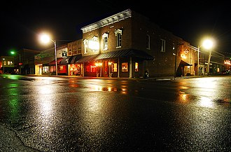 Russellville, Arkansas - Russellville Downtown Historic District, 2009