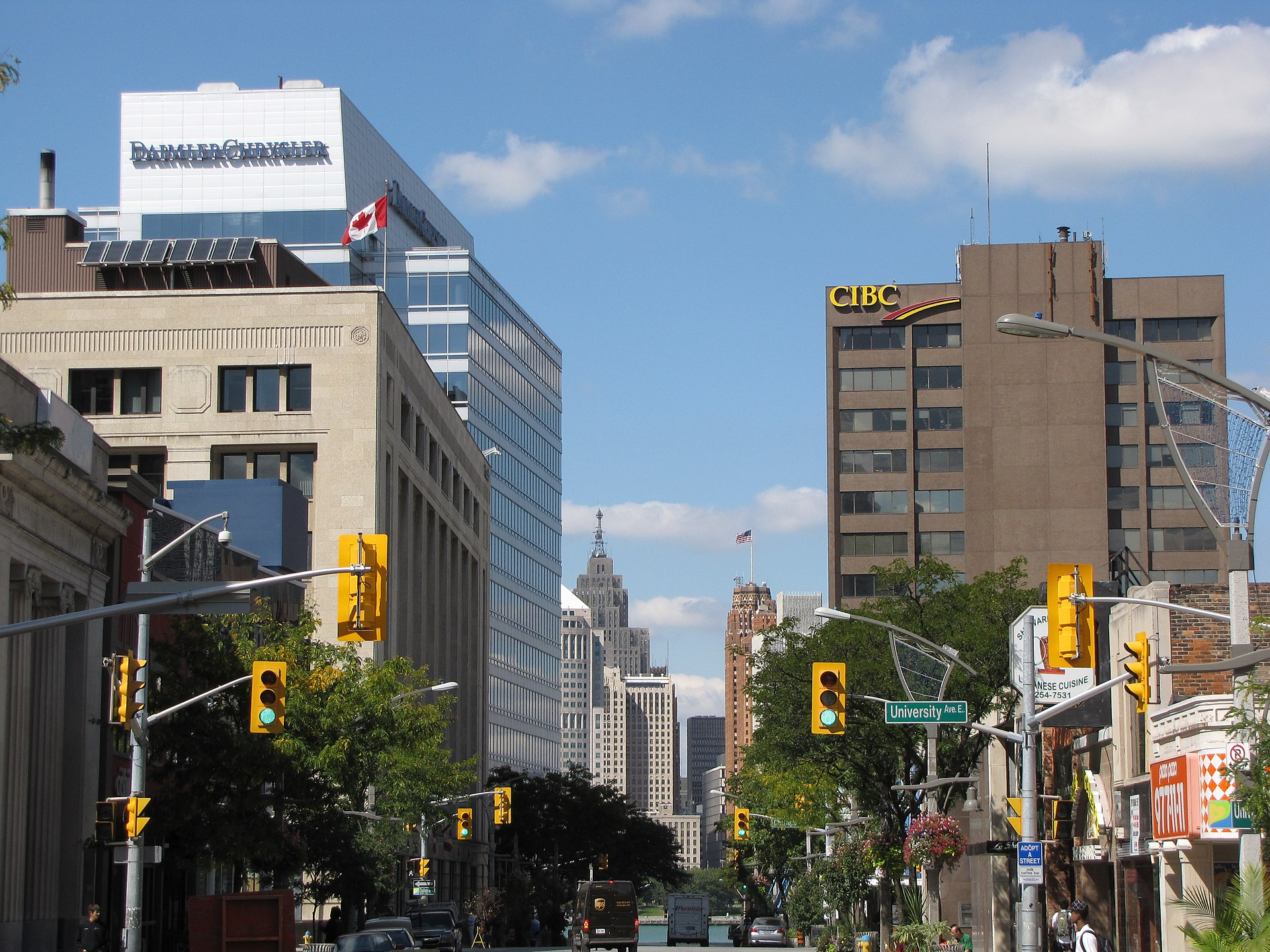 Travel From Detroit To Toronto By Train