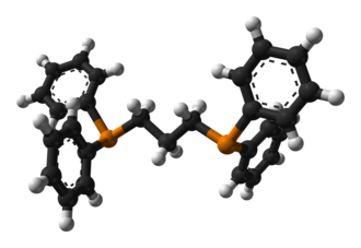 1,3-Bis(diphenylphosphino)propane - Image: Dppp from xtal 2005 3D balls
