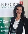 Dr. Nina Drakou at the EFORT meeting in Barcelona, 2018.jpg
