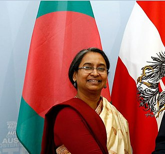 Minister of Foreign Affairs (Bangladesh) - Image: Dr Dipu moni