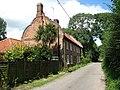 Drabblegate past Bure River Cottage - geograph.org.uk - 539662.jpg