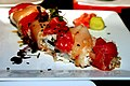Dragonfly Restaurant ~ Tropical Threesome Rolls (8685224507).jpg