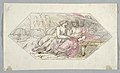 Drawing, Jupiter consoles an imploring goddess, probably Venus, 1796–98 (CH 18122083).jpg