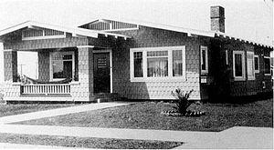 North Park, San Diego - Dryden House, North Park, San Diego
