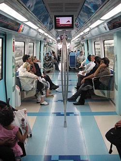 dubai metro kokemuksia