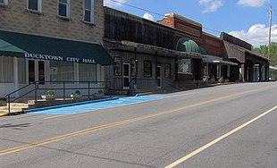 Ducktown Historic District