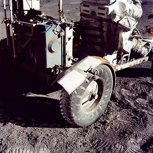 Duct tape apollo17
