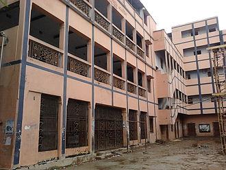 Dum Dum - Dum Dum Krishna Kumar Hindu Academy at Motijheel.