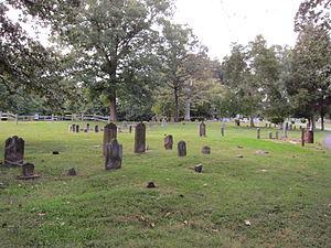 Dumfries Cemetery - Dumfries Cemetery