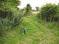 Dumped chair - geograph.org.uk - 537207.jpg