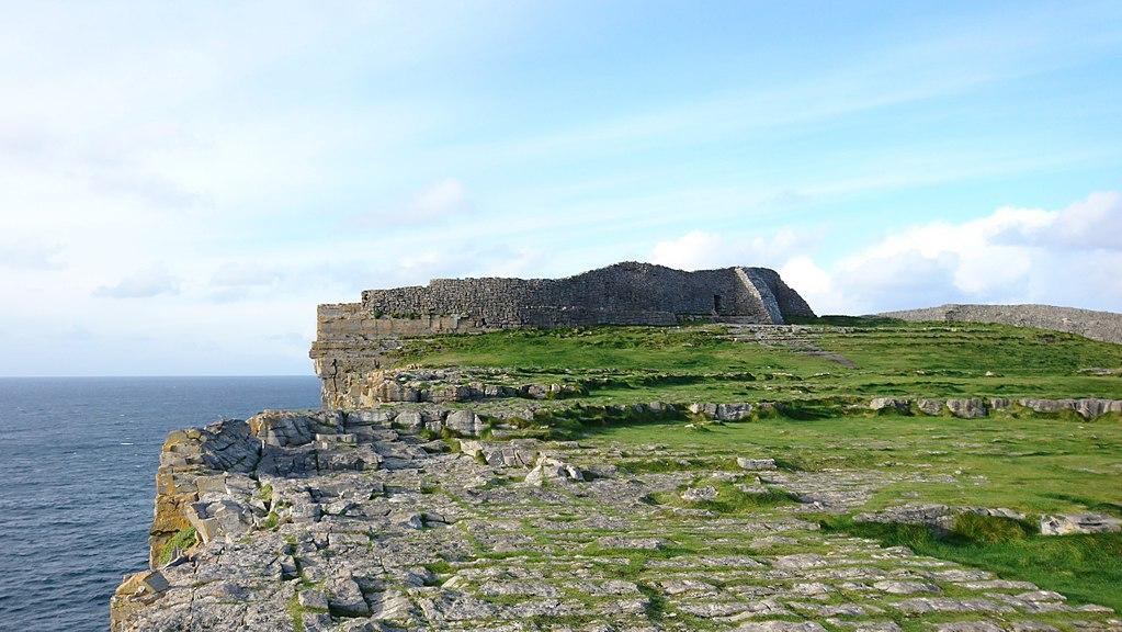 Dun Aengus 2017 - Inis Mor, Ireland