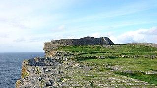 Dún Aonghasa fort