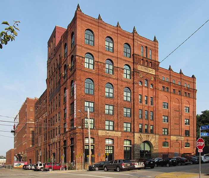 Duquesne Brewery