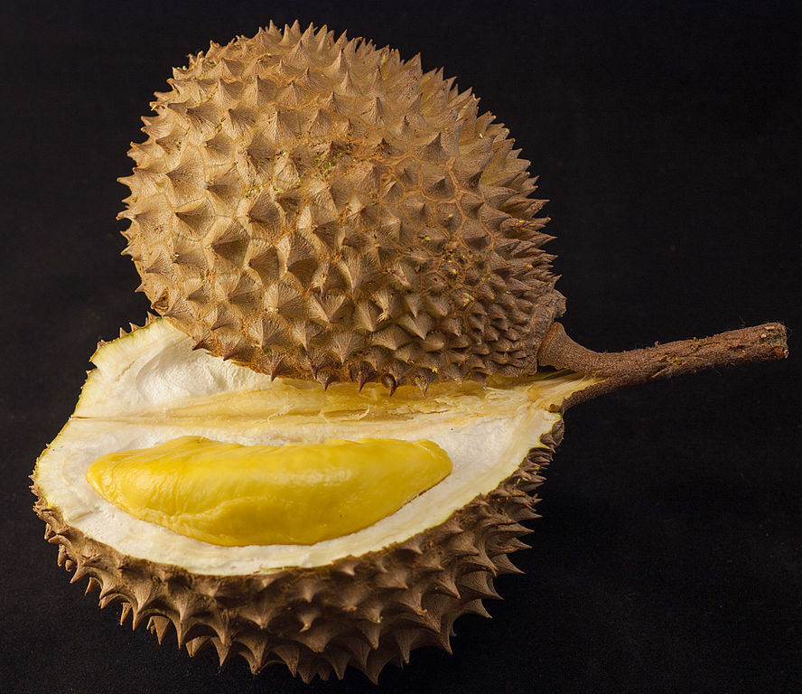 Durian Picture Cake
