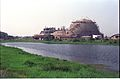 Dynamotion Hall With Space Odyssey Under Construction - Science City - Calcutta 1996-02-21 989.JPG