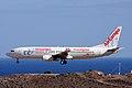 EC-HBN 2 B737-85P Air Europa(Travelplan) LPA 20JAN10 (4380328496).jpg