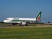 EI-DTO - A320 - Alitalia