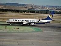 EI-DYR - B738 - Ryanair
