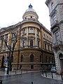 ELTE University Library, Realtanoda Street corner, 2016 Budapest.jpg