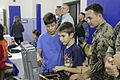 EOD Marines show capabilities during career day in Italy 161025-M-ML847-046.jpg