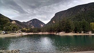 Questa, New Mexico - Eagle Rock Lake Questa, NM