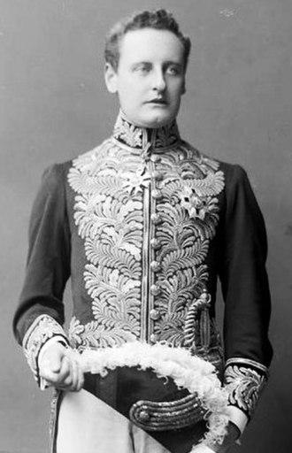 William Lygon, 7th Earl Beauchamp - Image: Earl beauchamp 1900