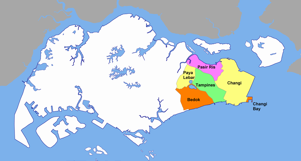 East Region, Singapura - Wikipedia bahasa Indonesia