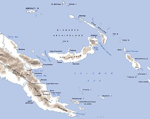 New Guinea campaign - Wikipedia